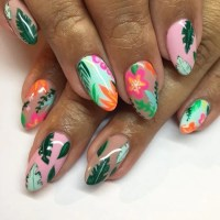 12 Beach Nail Designs To Try This Weekend
