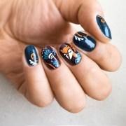fabulous fall nail art ideas