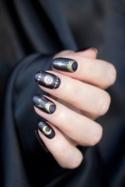 magic nails halloween