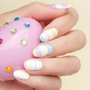 amazing easter nail design