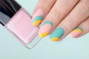 holographic nail polish chanel