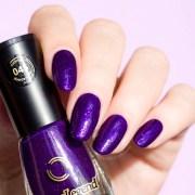 ultra violet nail polish
