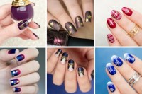 12 Fabulously Easy Christmas Nail Ideas to Try