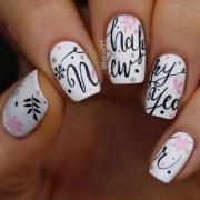 chic years nail design
