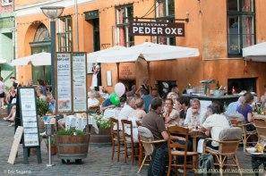 Peder Oxe Restaurant, Copenhnagen