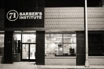 71 Barber's Institute