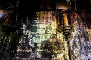 Inside the Tunnel - Sloss Furnaces