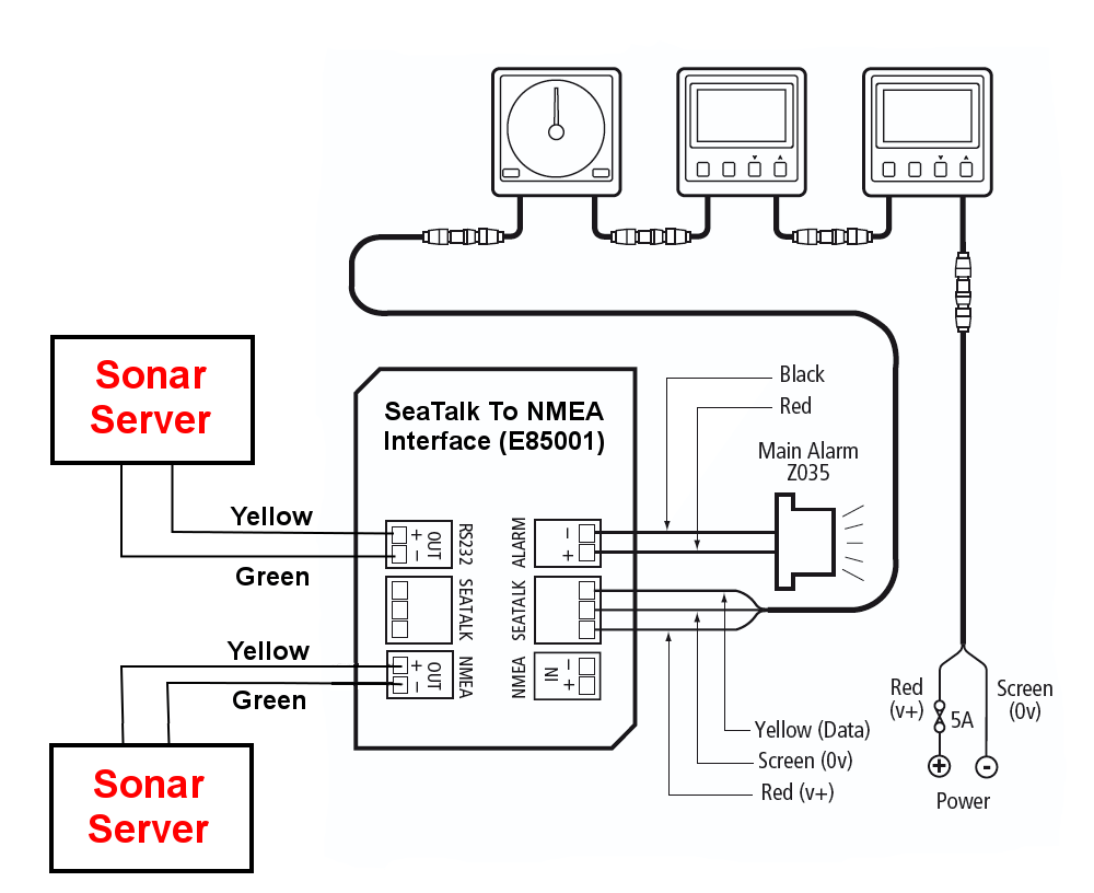 Nmea 2000 Wiring Splice, Nmea, Free Engine Image For User