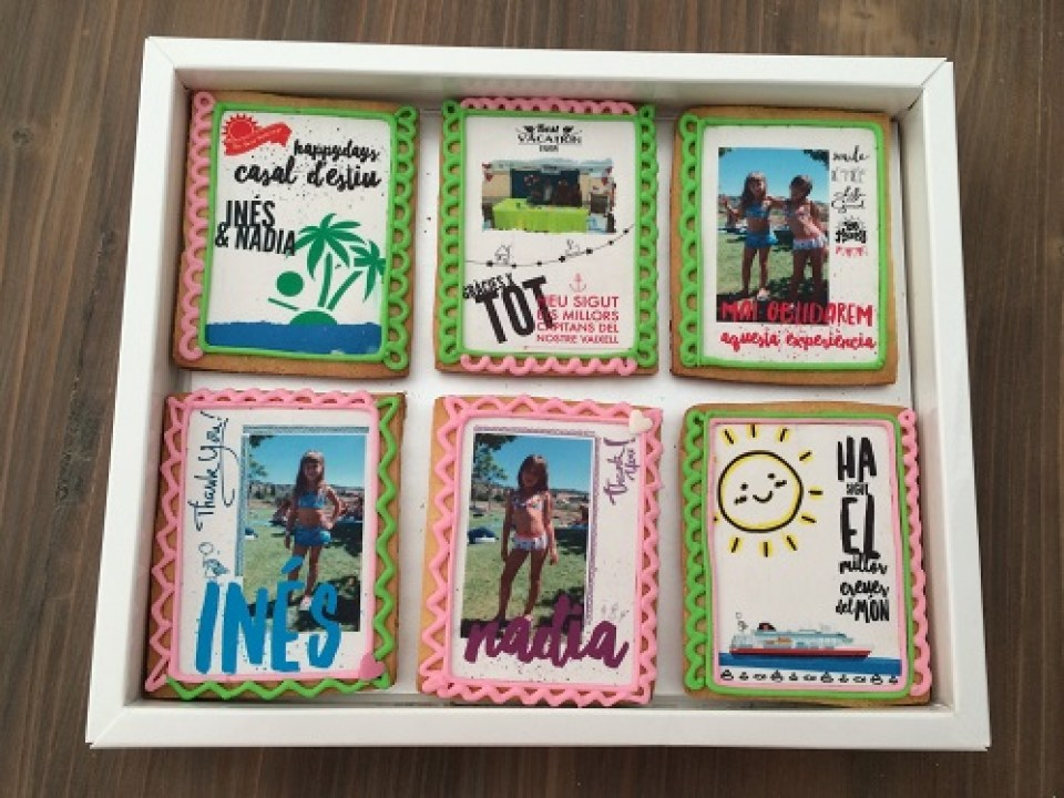 ENCARGOS DE GALLETAS PERSONALIZADAS happydays- son cuquis