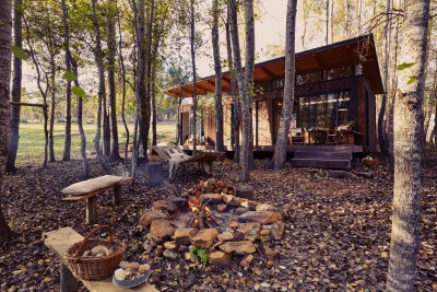 marriott, sondagskloof, eco, wood cabin, forest, deck, scandinavian