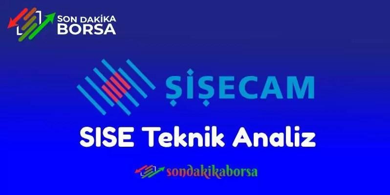 Türkiye Şişe ve Cam Fabrikaları A.Ş. (SISE) Teknik Analiz