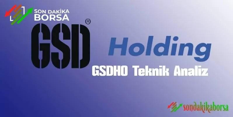 GSD Holding (GSDHO) Teknik Analiz