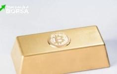 Bitcoin Altın Yerine Tercih Ediliyor