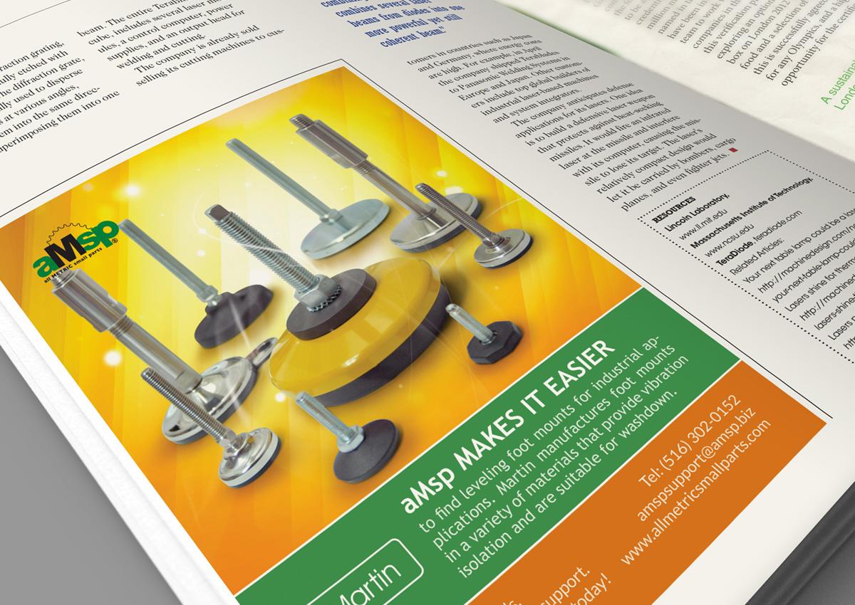 Martin Magazine Ad