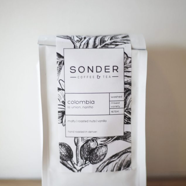 SONDER Colombia Coffee