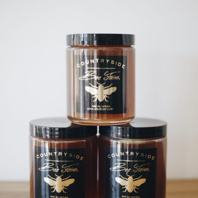 Countryside Colorado Raw Honey