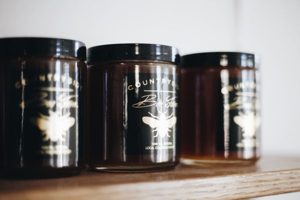 Countryside Colorado Raw Honey