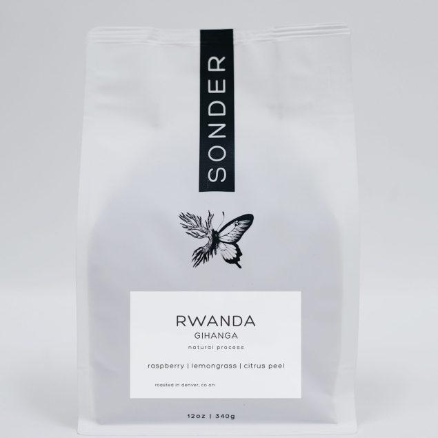 Rwanda Natural SONDER Coffee