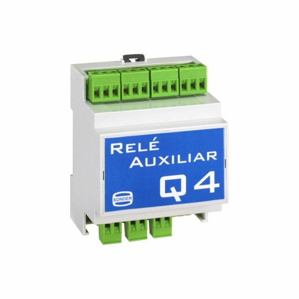 Relé Auxiliar Q4