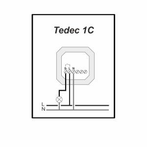 conexionado TEDEC 1C
