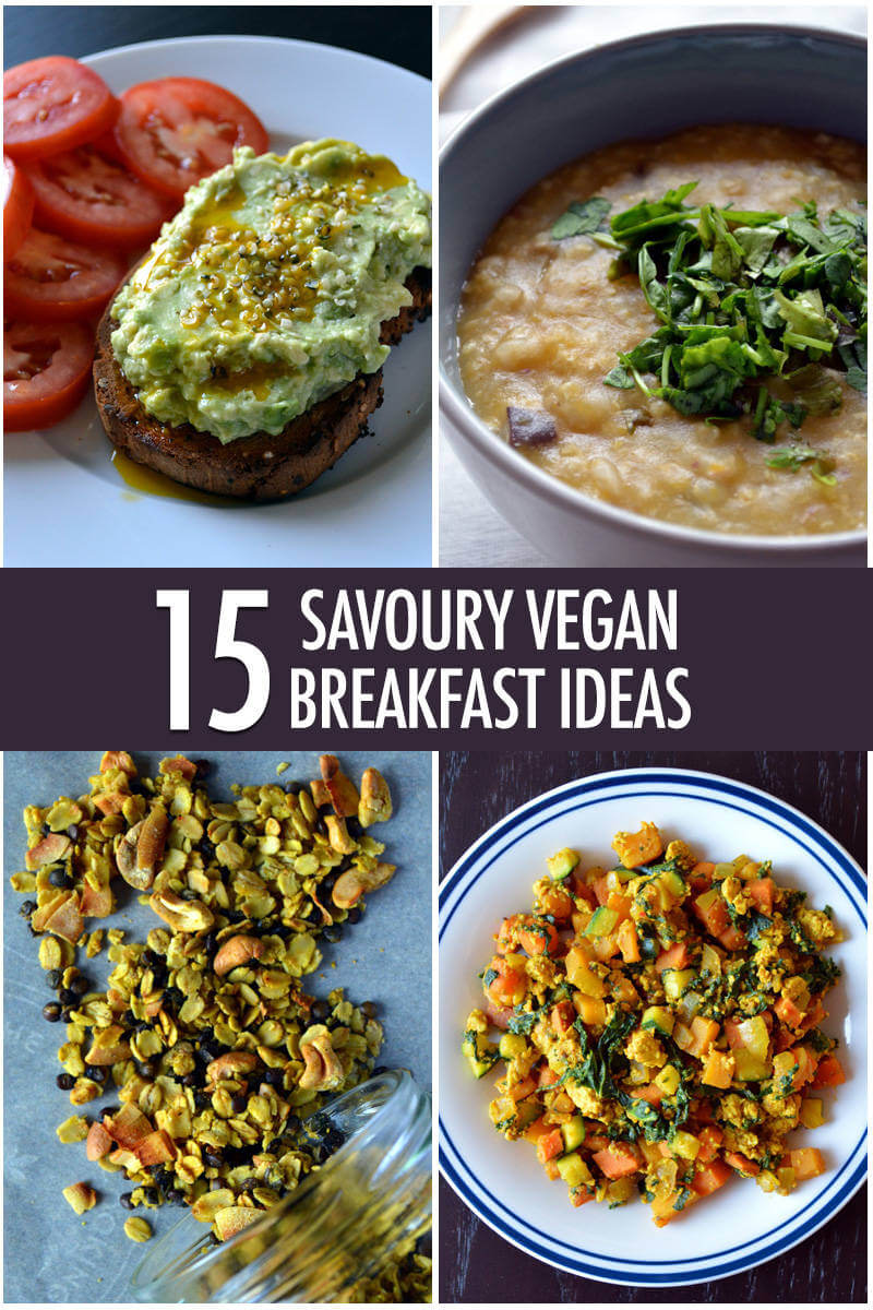15 Savory Vegan Breakfast Ideas  Sondi Bruner