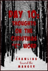 crawling toward the manger daily10