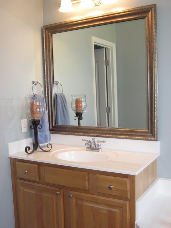 Frames For Bathroom Mirror