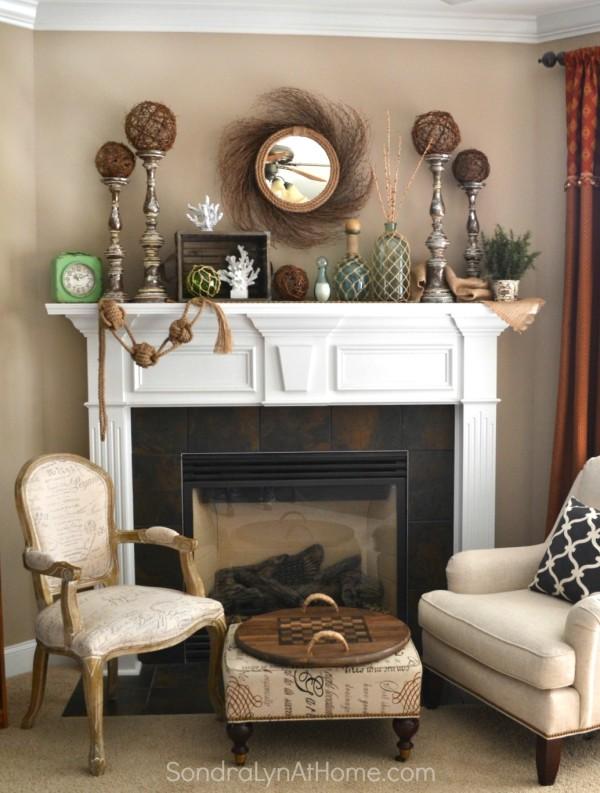Reversible Checkerboard Wooden Tray--- Sondra Lyn at Home-