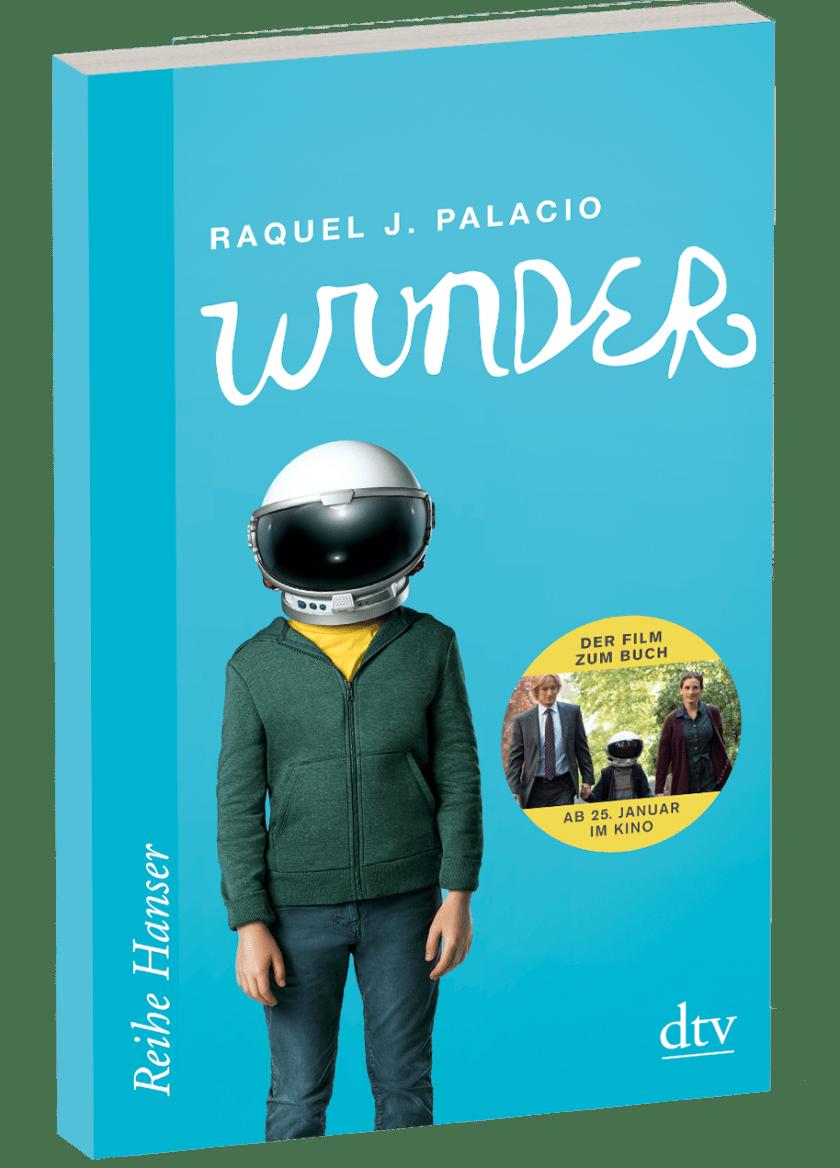 Wunder – von R. J. Palacio