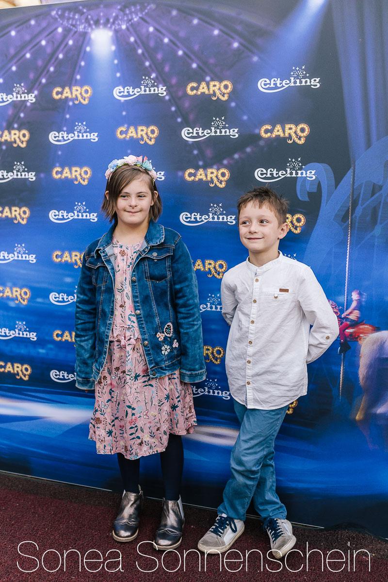 CARO – die neue Efteling-Show über das Karussell des Lebens