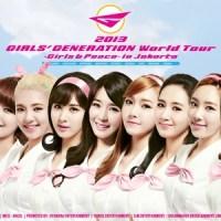 [Exclusive] Girls Generation Sukses Gelar Konser Tur 'Girls & Peace' Di Jakarta