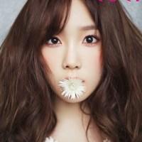 Taeyeon Tampil Cantik untuk Majalah 'CeCi'