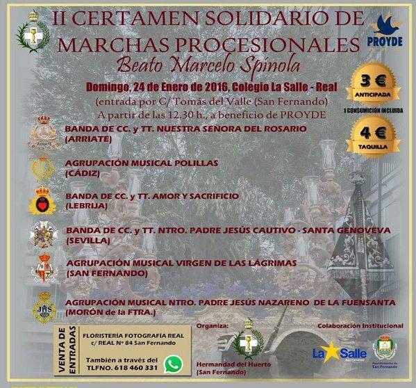 Concierto San Fernando