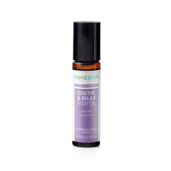 Soothe and relax roller oil