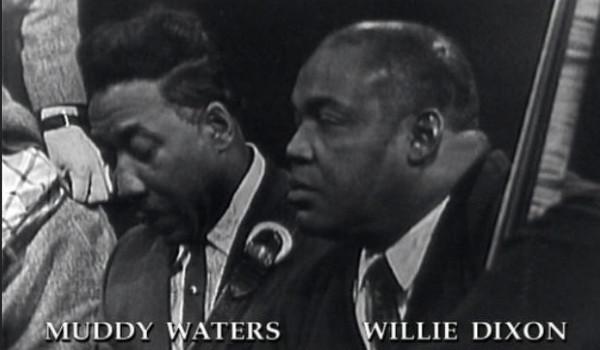 Willie Dixon Muddy Waters