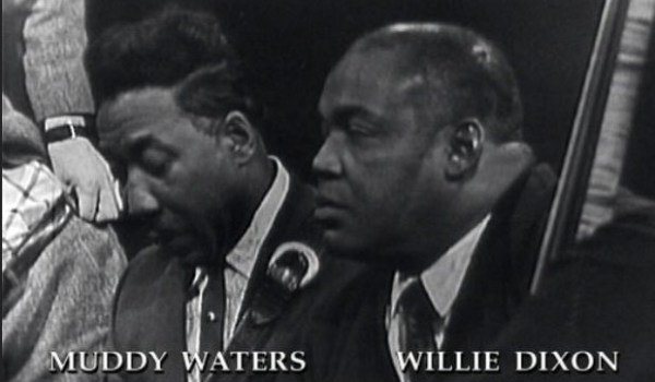 Willie Dixon Muddy Waters