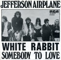 Somebody to Love - Jefferson Airplane
