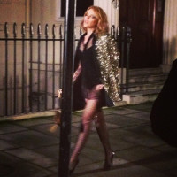 Kylie Minogue Into the Blue Video Screenshot