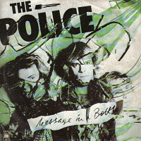 Message in a Bottle - обложка сингла The Police