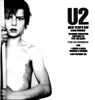 New Year's Day - U2 single