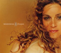 Frozen - Madonna single cover