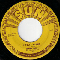 I Walk the Line - Johnny Cash single