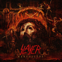 repentless - slayer album