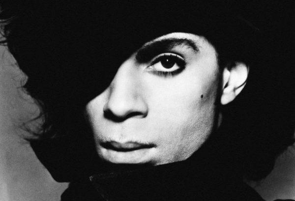 Singing star Prince
