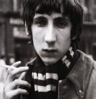 Young Pete Townshed