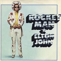 Elton John - Rocket Man single