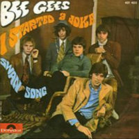 I Started a Joke - Bee Gees single