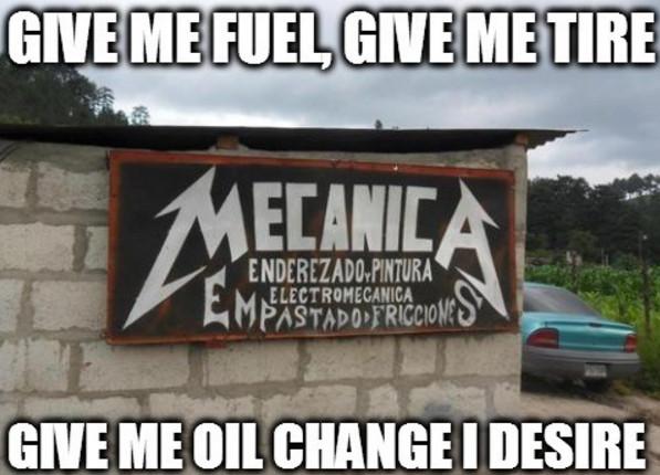 mecanica metallica