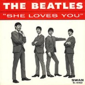She Loves You - The Beatles