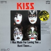 I Was Made for Lovin You - Kiss